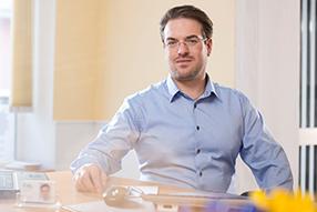 Florian Herzinger, VLH-Berater aus Bad Tölz