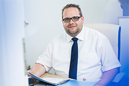 Christoph Jürs, VLH-Berater aus Pansdorf