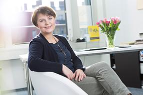 Ulrike Reuter, VLH-Beraterin aus Teltow