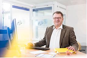 Markus Schaible, VLH-Berater aus Korntal-Münchingen