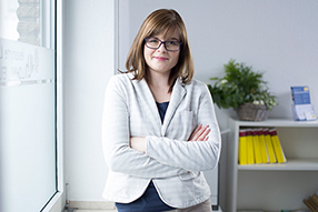 Diana Schug, VLH-Beraterin aus Kaarst